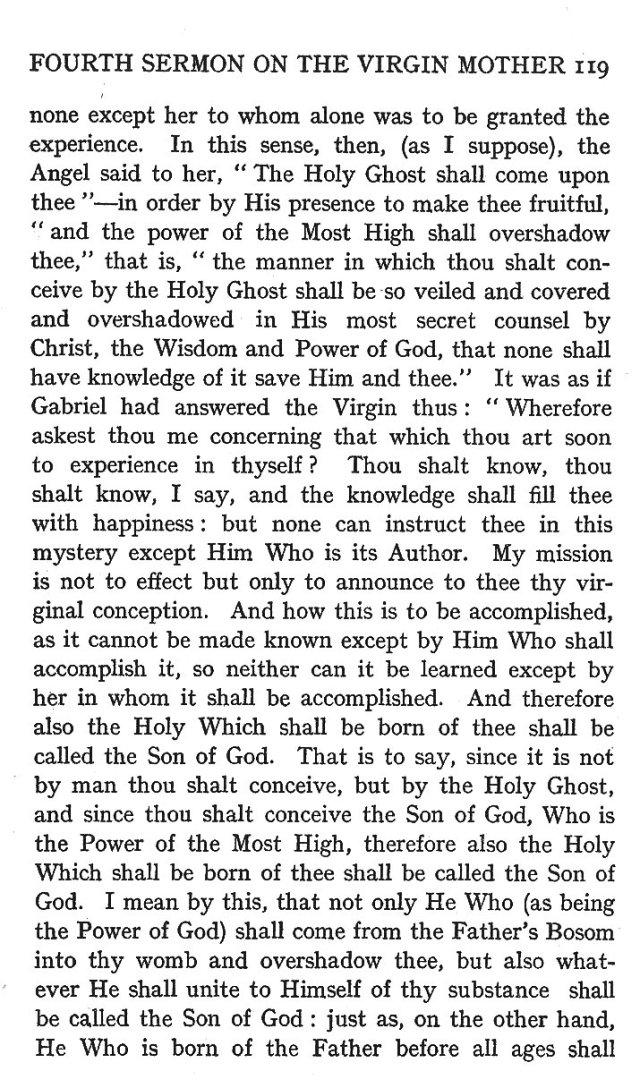 Glories of Virgin Mother 4th Sermon 8
