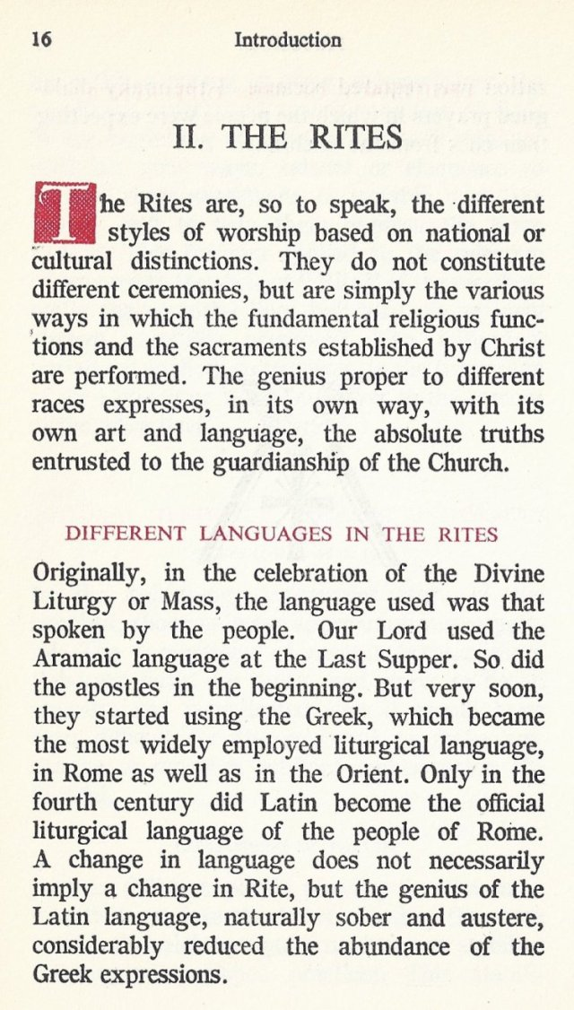Introduction Byzantine Missal 5