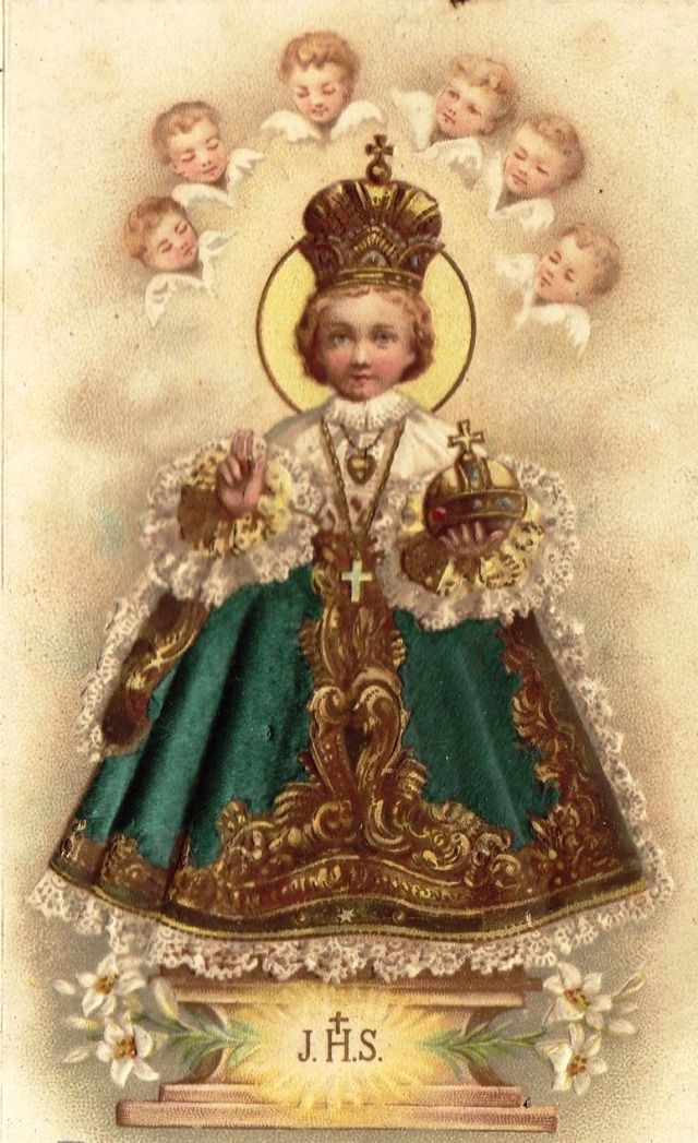 Miraculous Infant of Prague
