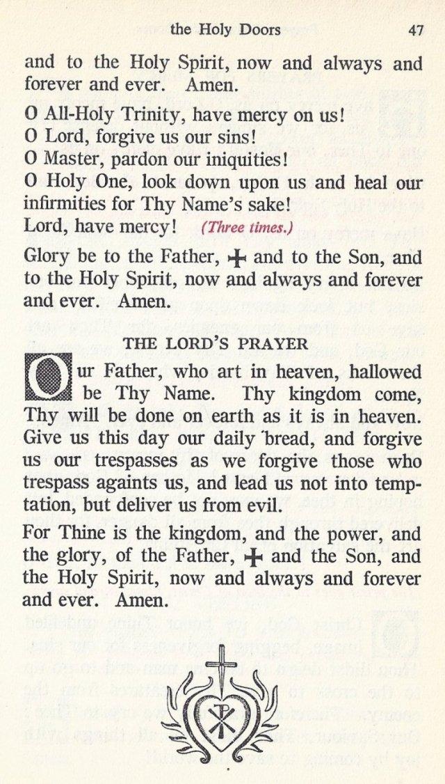 Preparation Divine Liturgy 13