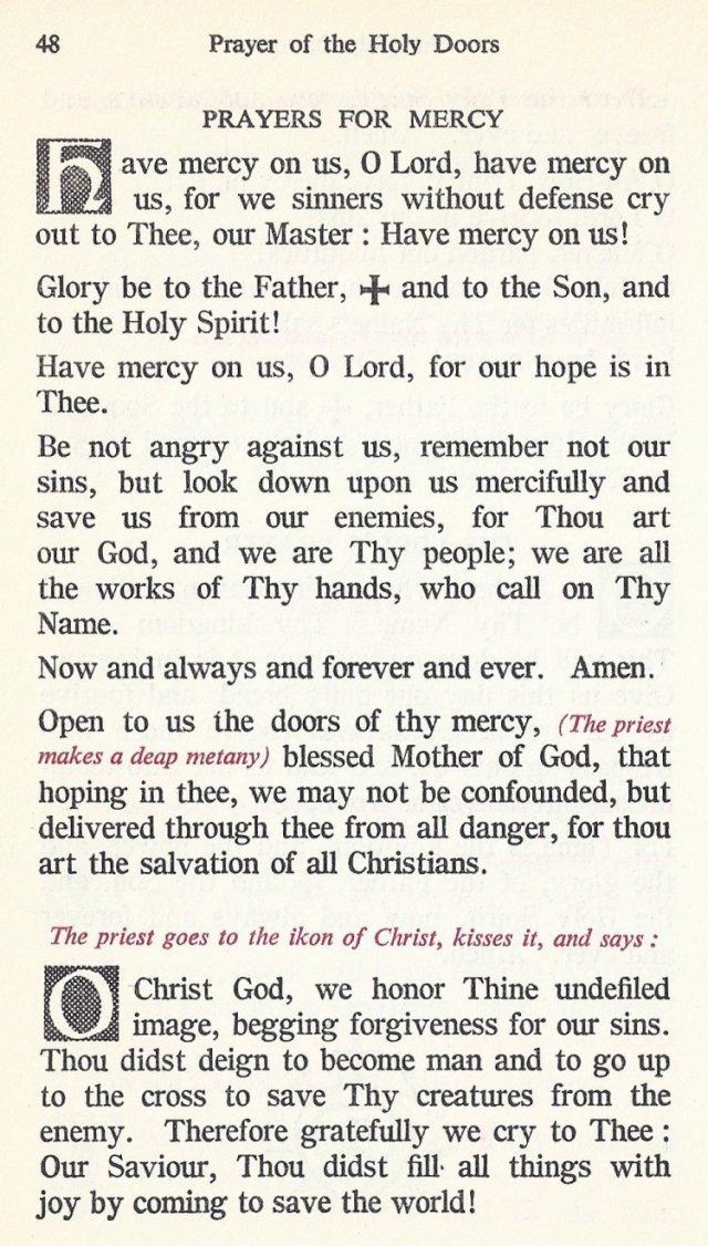 Preparation Divine Liturgy 14