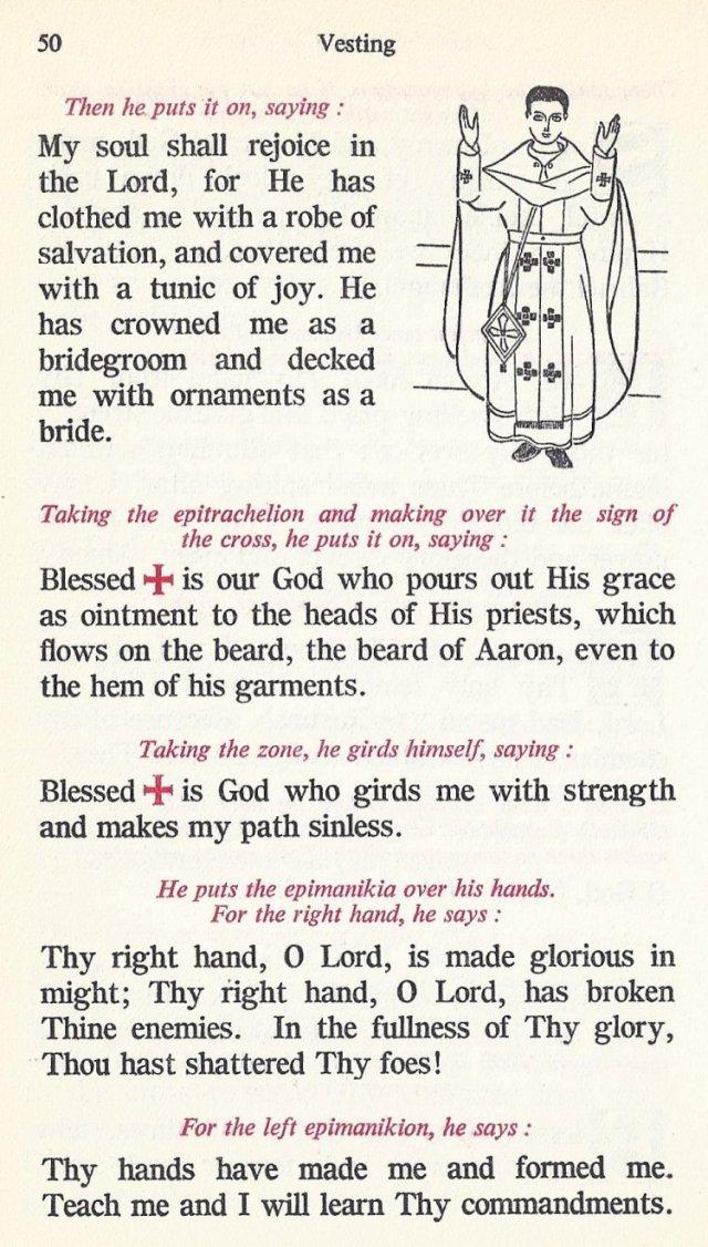 Preparation Divine Liturgy 16