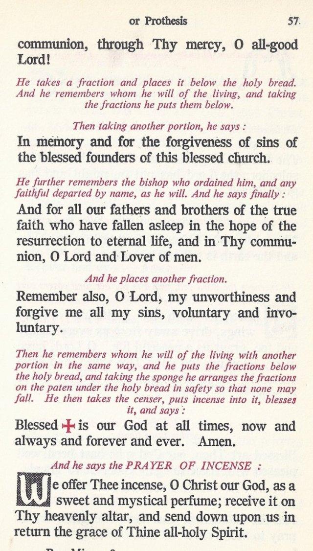 Preparation Divine Liturgy 23
