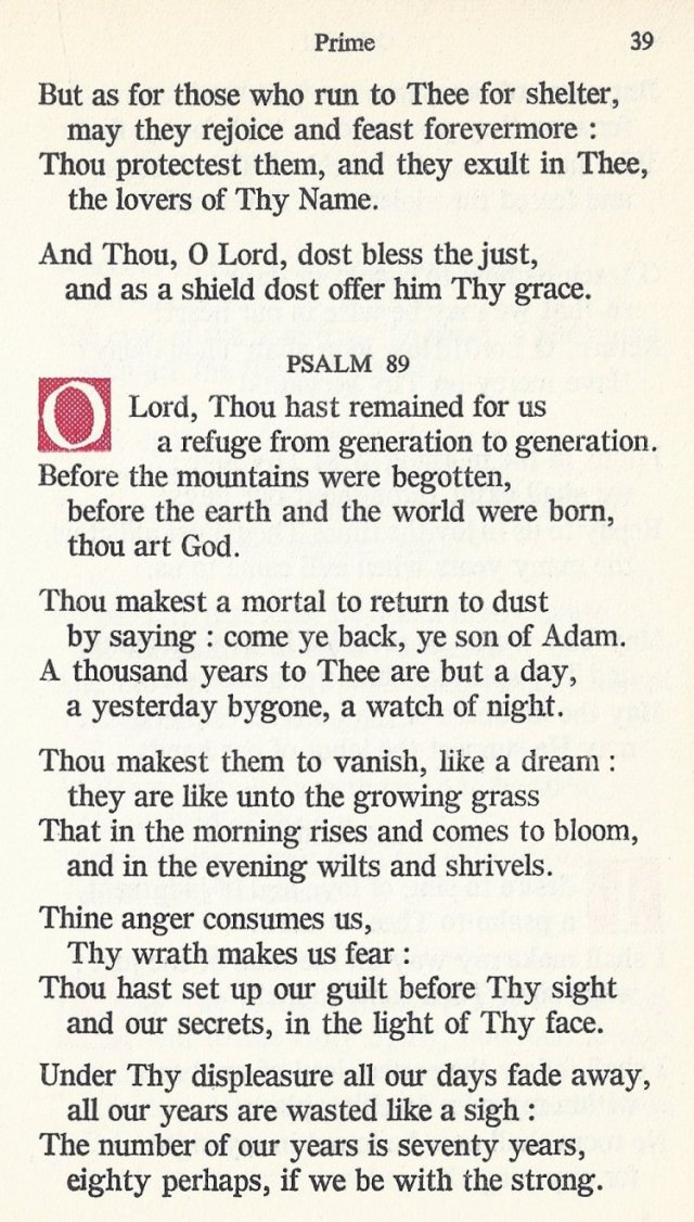 Preparation Divine Liturgy 5