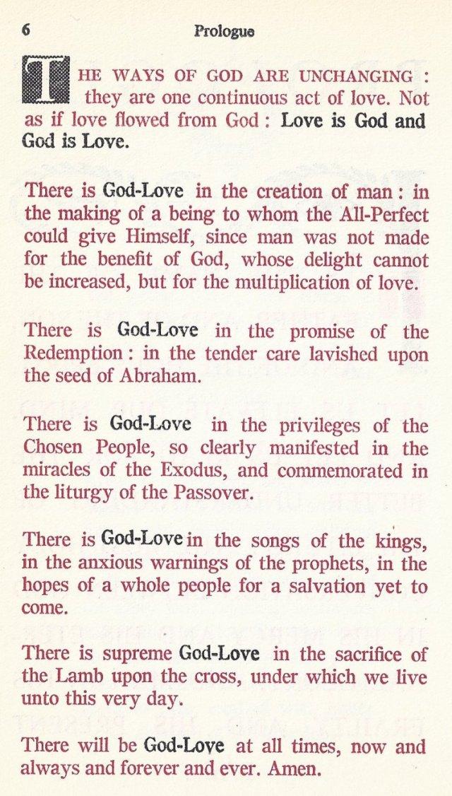 Prologue Byzantine Missal 3