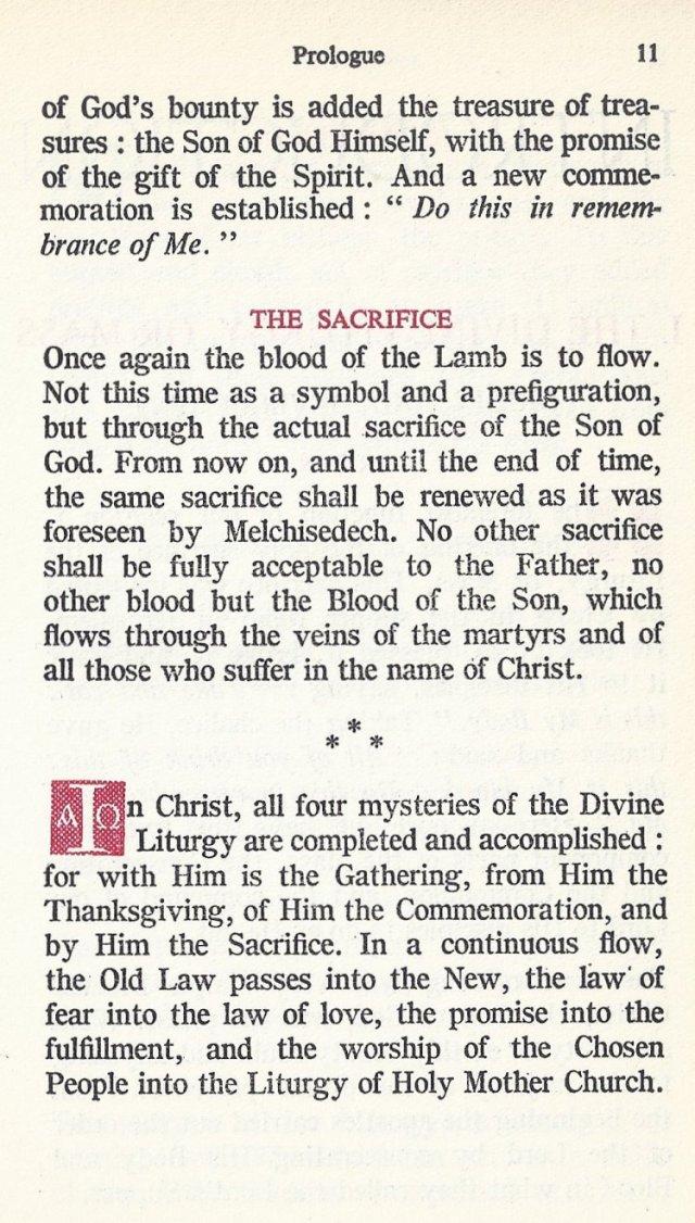 Prologue Byzantine Missal 8