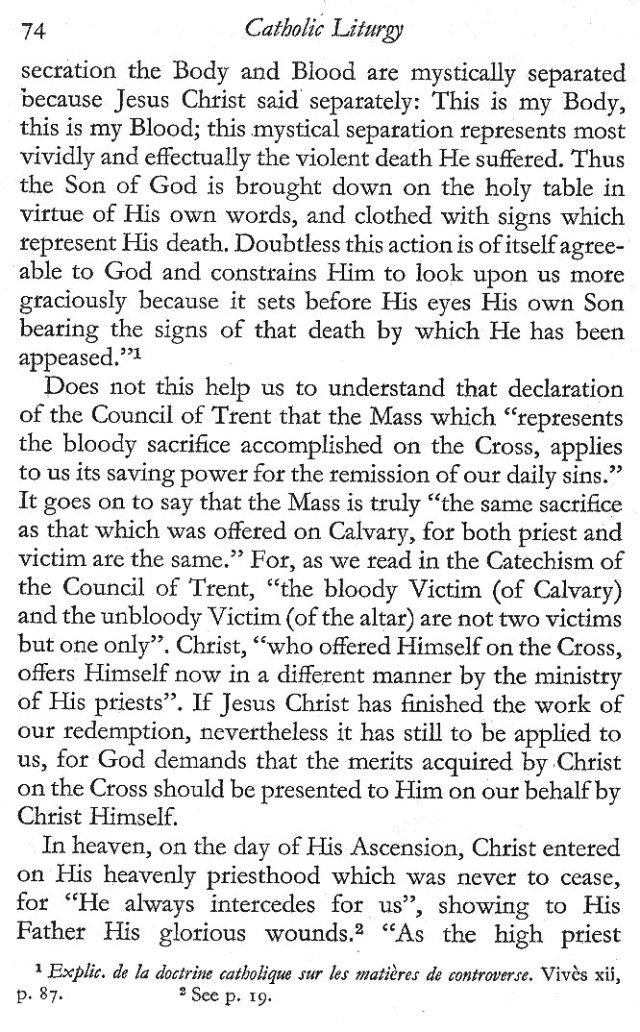 Holy Sacrifice of the Mass 6