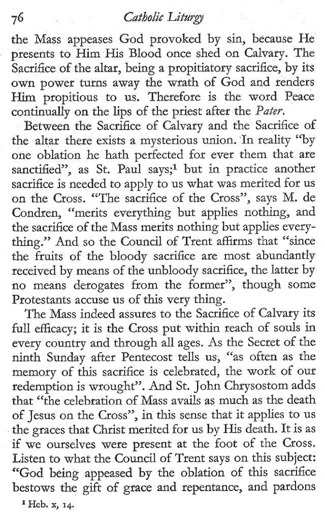 Holy Sacrifice of the Mass 8