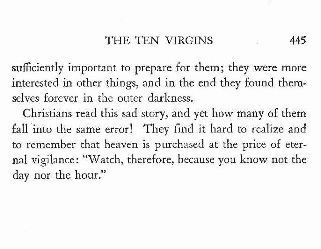 Ten Virgins 10