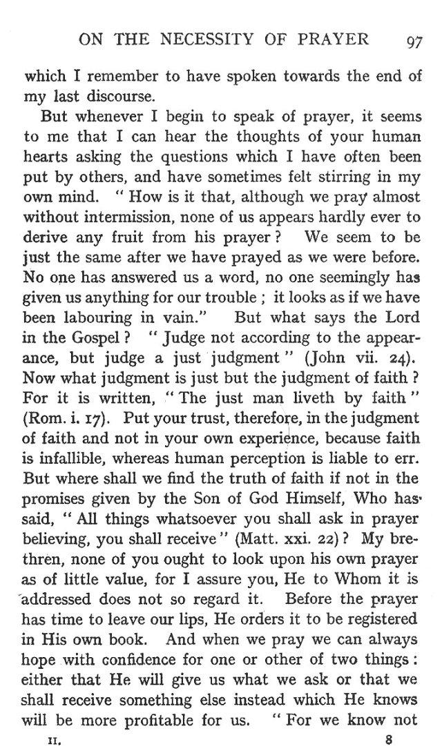 5th Sermon for Lent 4