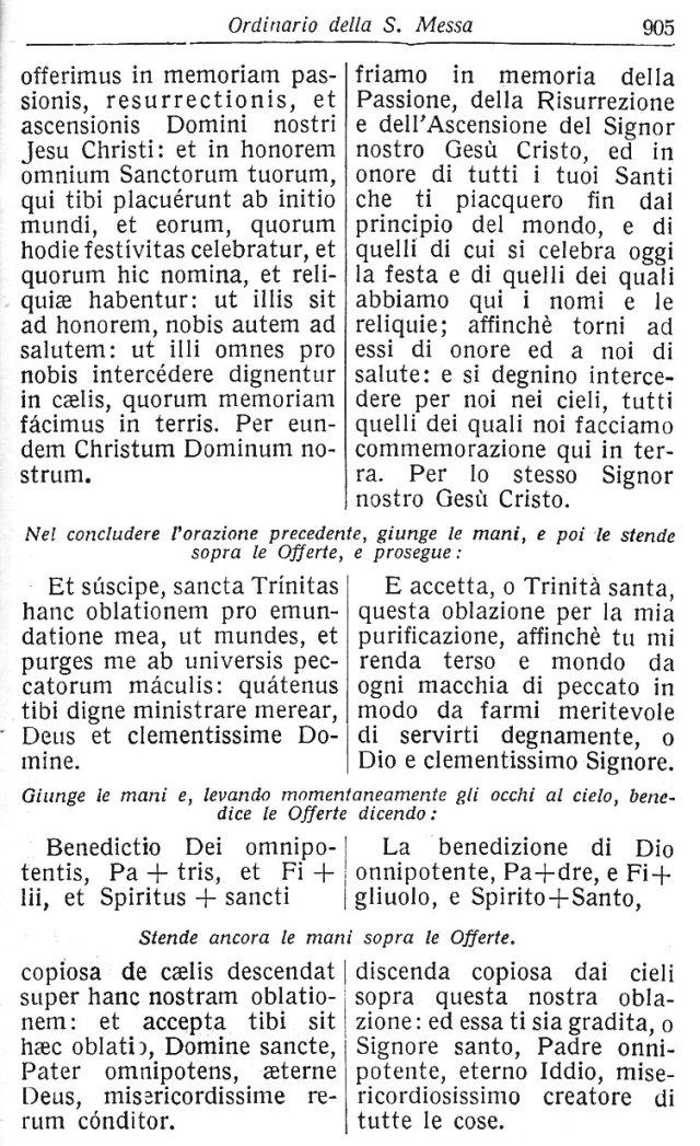 Ambrosian Ordo Missae 15