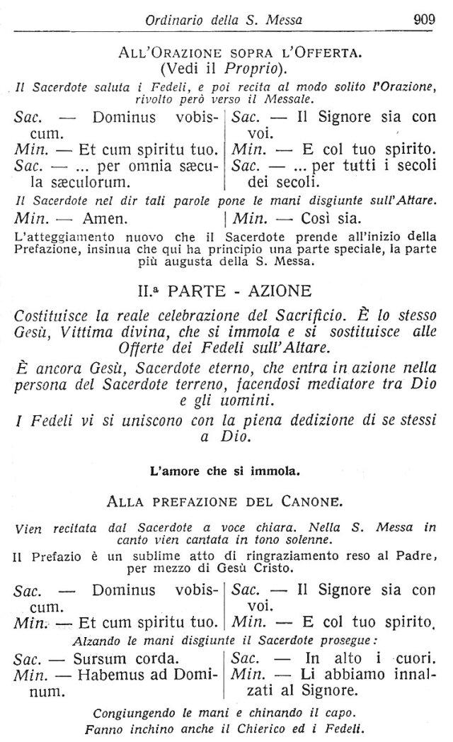 Ambrosian Ordo Missae 19