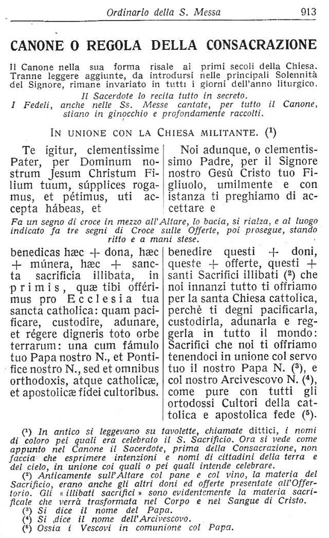 Ambrosian Ordo Missae 23