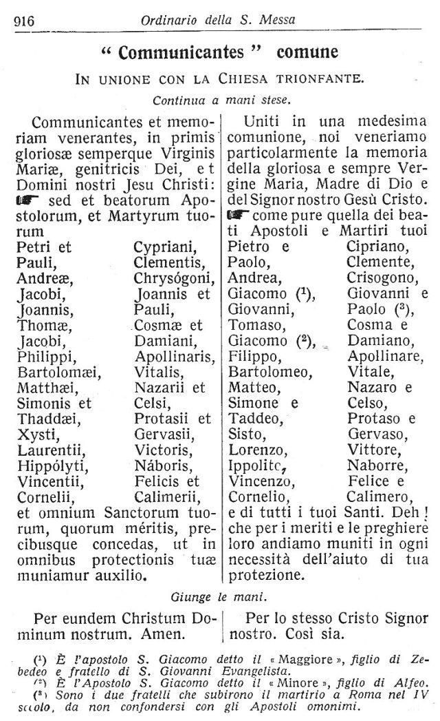 Ambrosian Ordo Missae 26