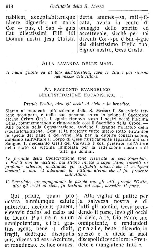 Ambrosian Ordo Missae 28