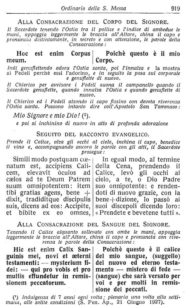 Ambrosian Ordo Missae 29