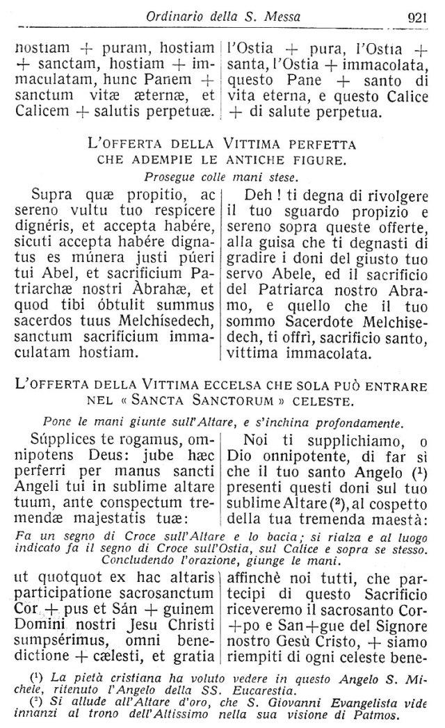 Ambrosian Ordo Missae 31