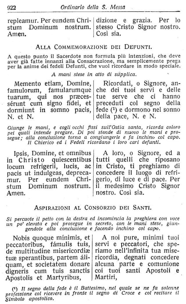 Ambrosian Ordo Missae 32