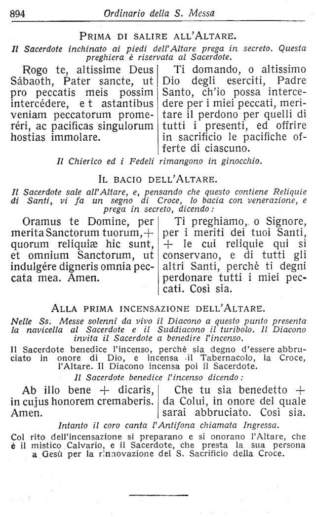 Ambrosian Ordo Missae 4