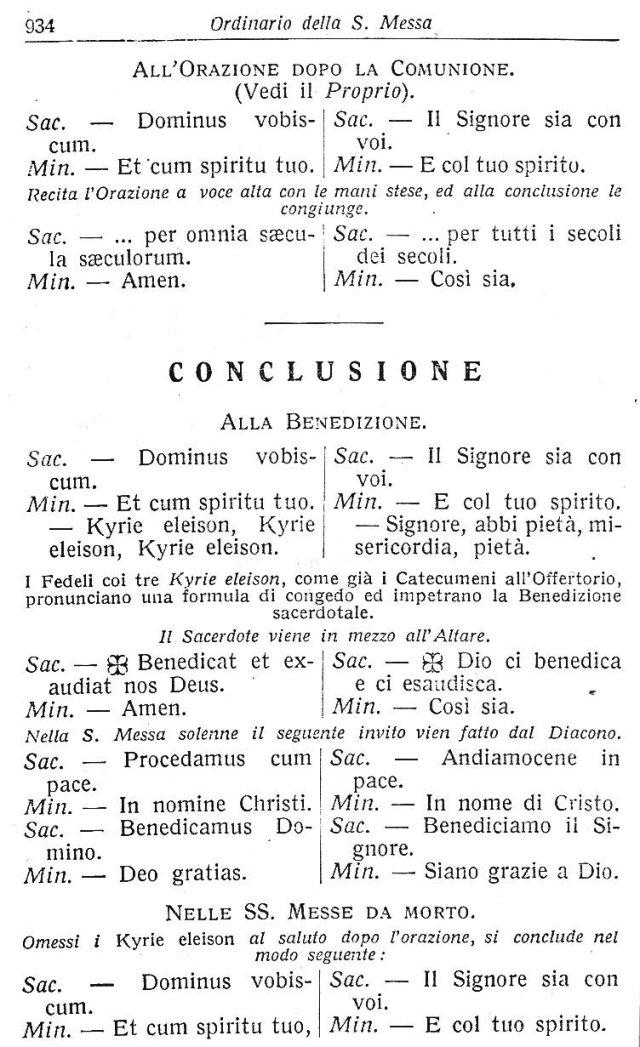 Ambrosian Ordo Missae 44