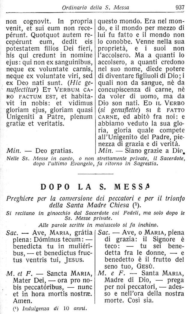 Ambrosian Ordo Missae 47
