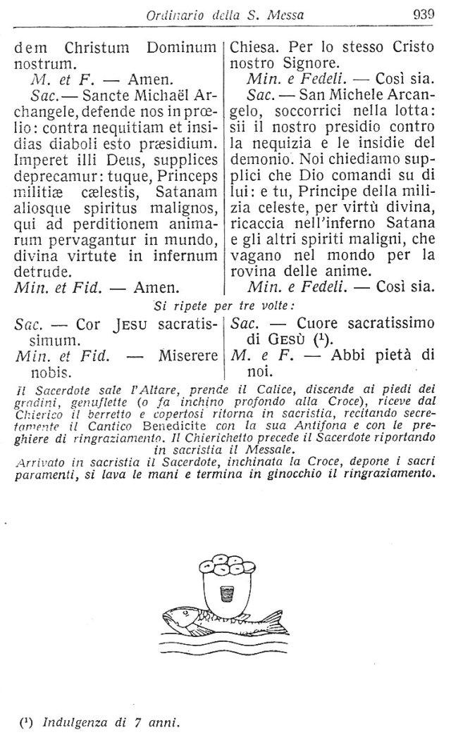 Ambrosian Ordo Missae 49
