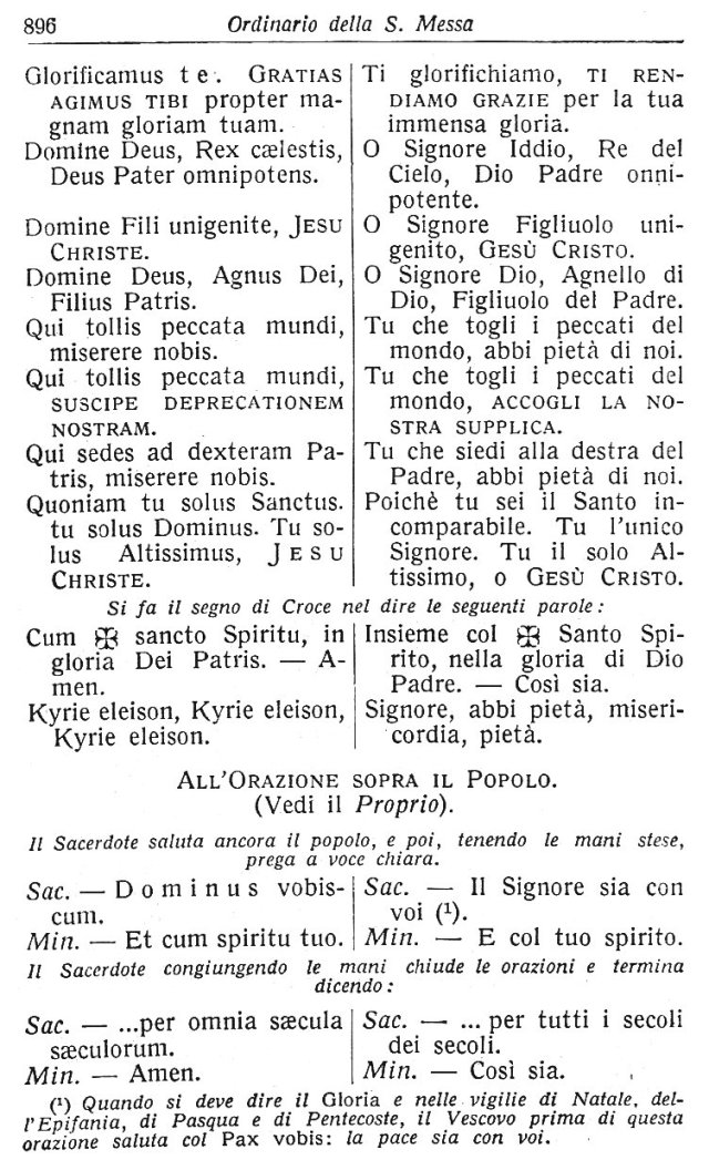 Ambrosian Ordo Missae 6