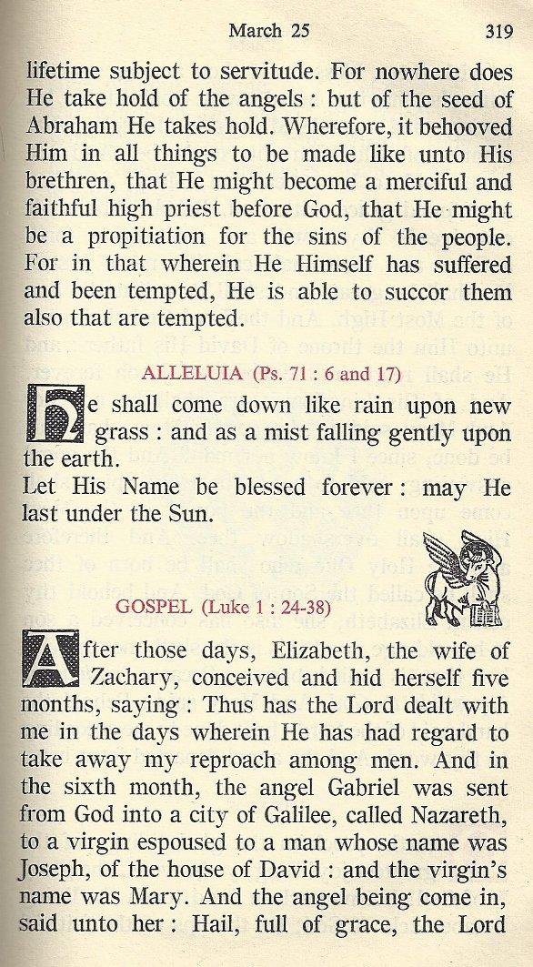 Byzantine Annunciation 4