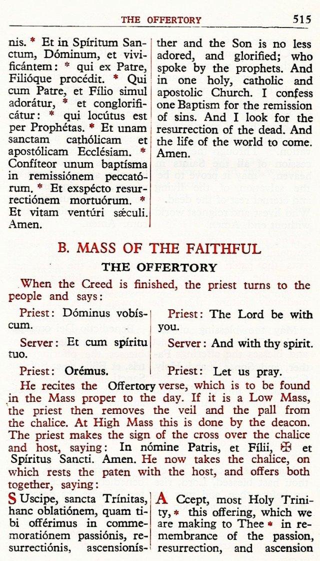 Carmelite Ordo Missae 11