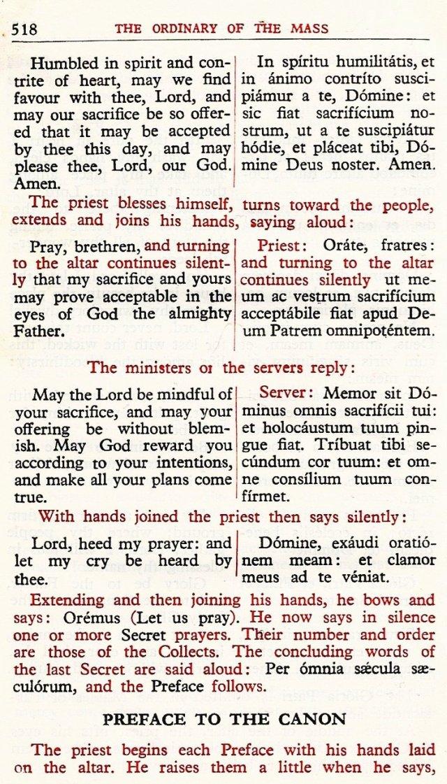 Carmelite Ordo Missae 14