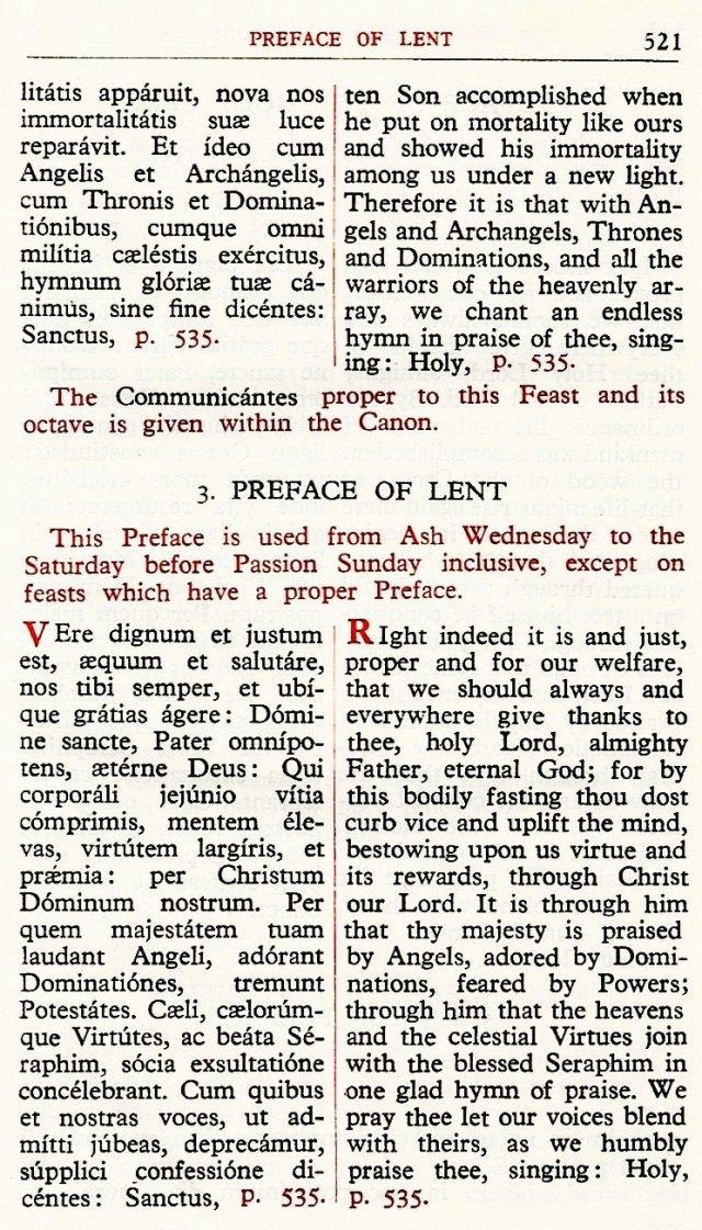 Carmelite Ordo Missae 17