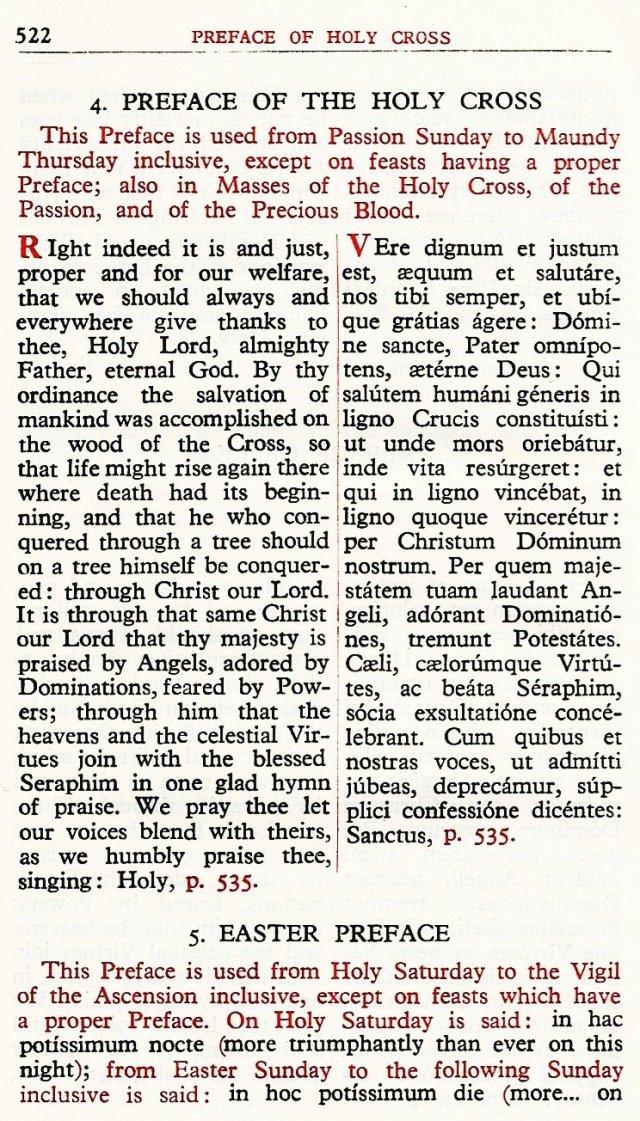 Carmelite Ordo Missae 18