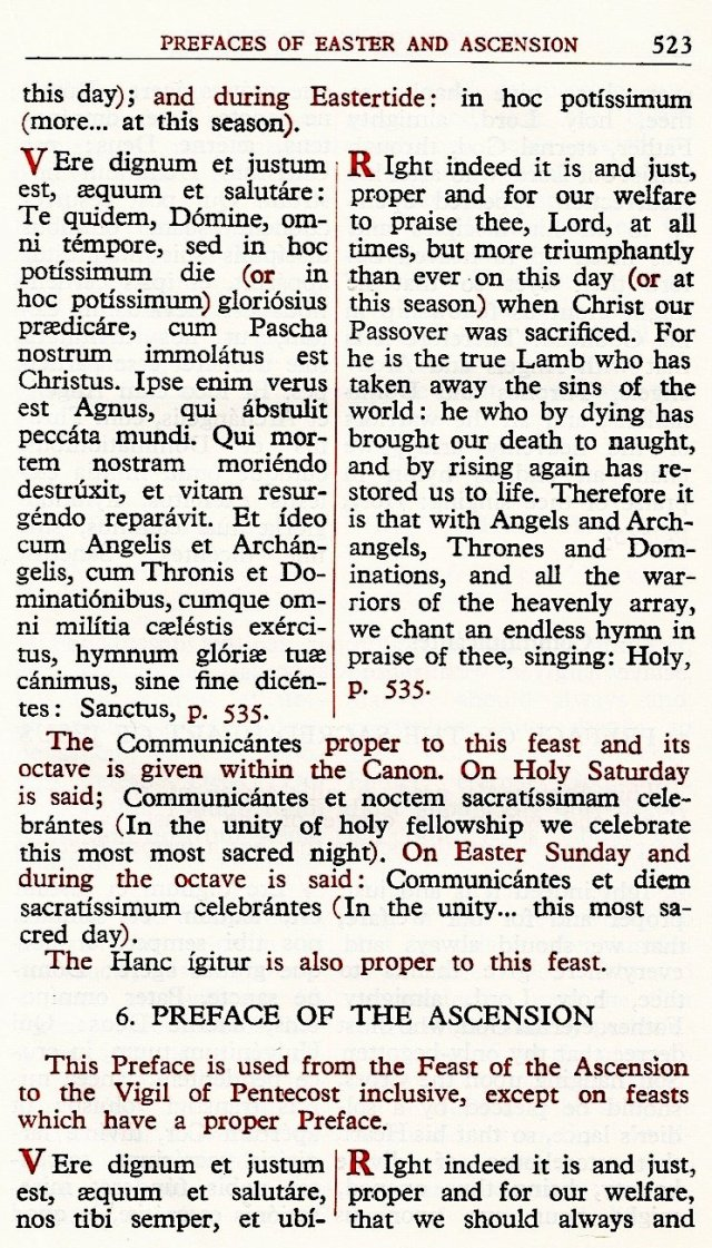 Carmelite Ordo Missae 19