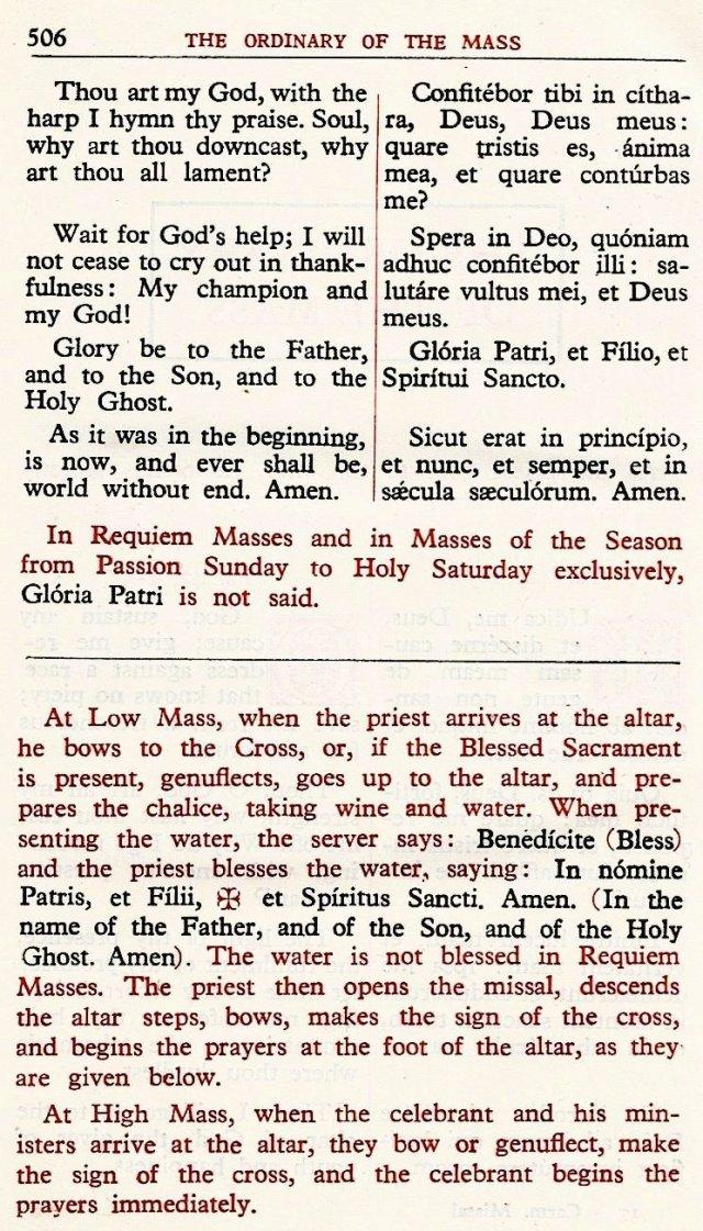 Carmelite Ordo Missae 2