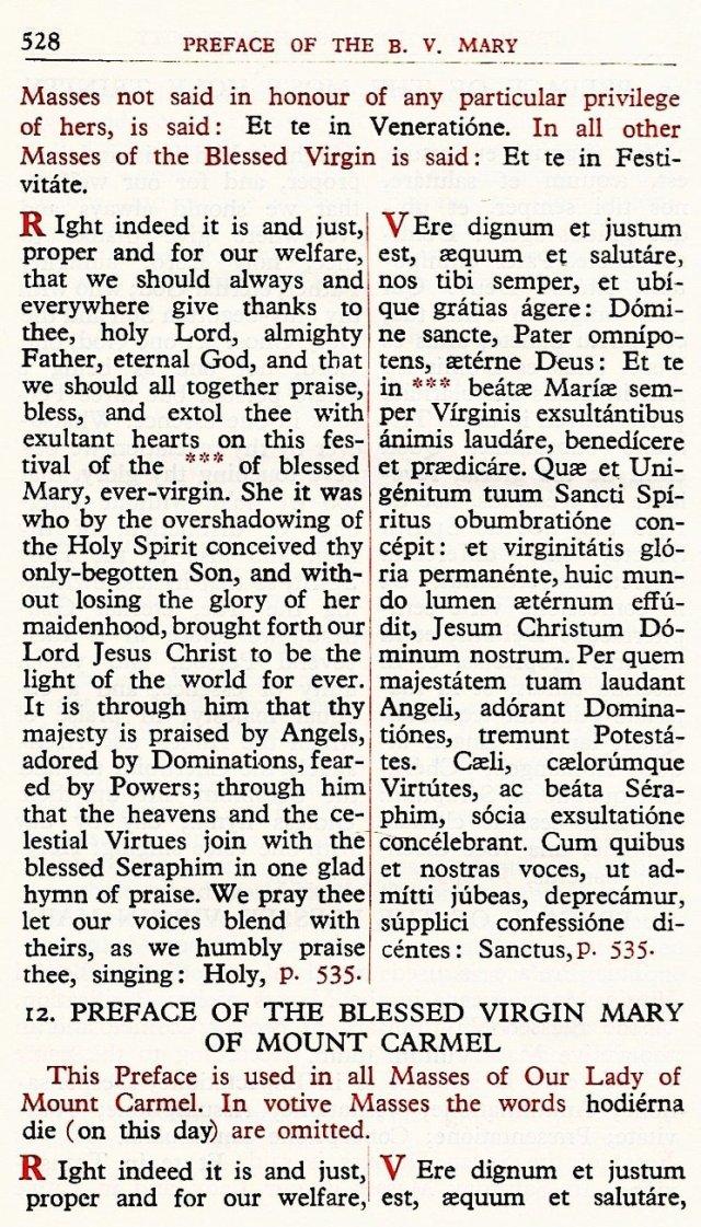 Carmelite Ordo Missae 24