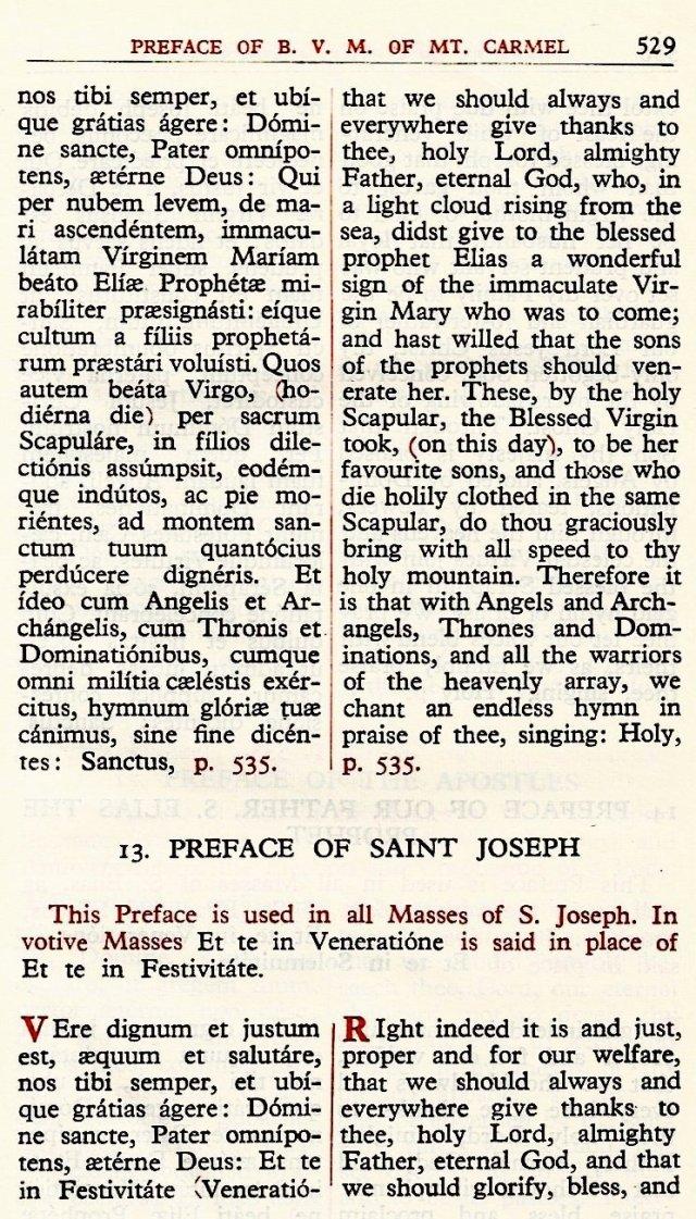 Carmelite Ordo Missae 25