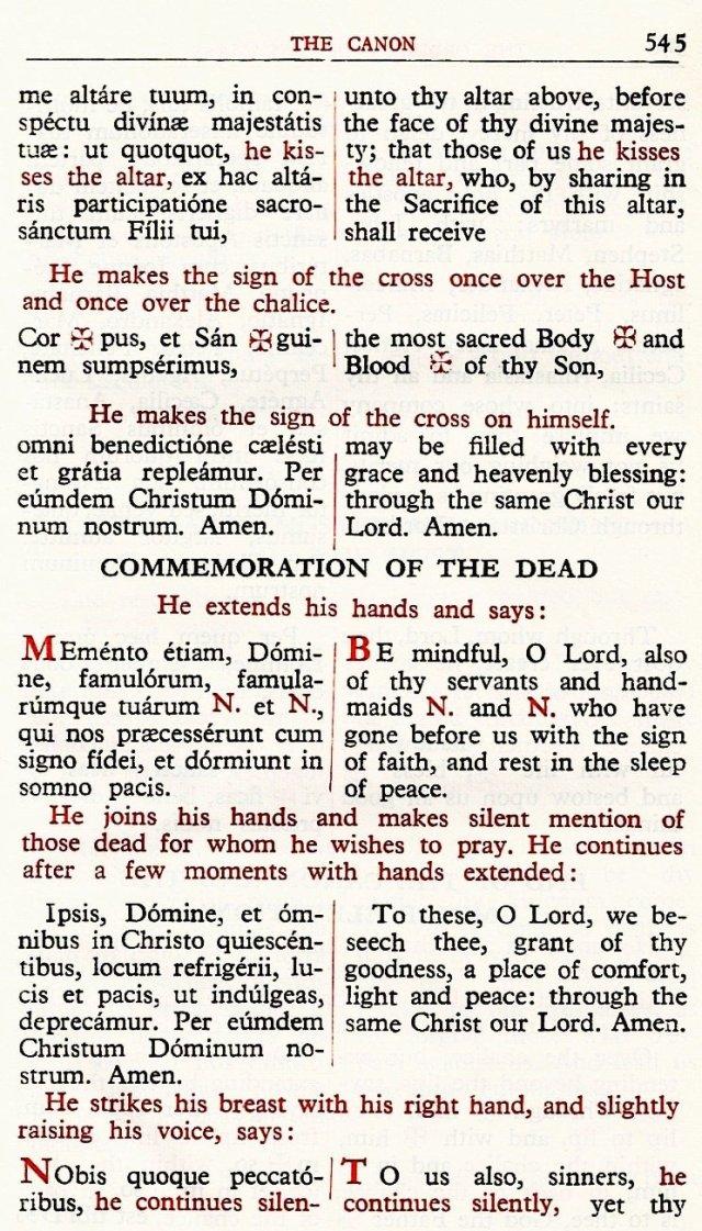 Carmelite Ordo Missae 41