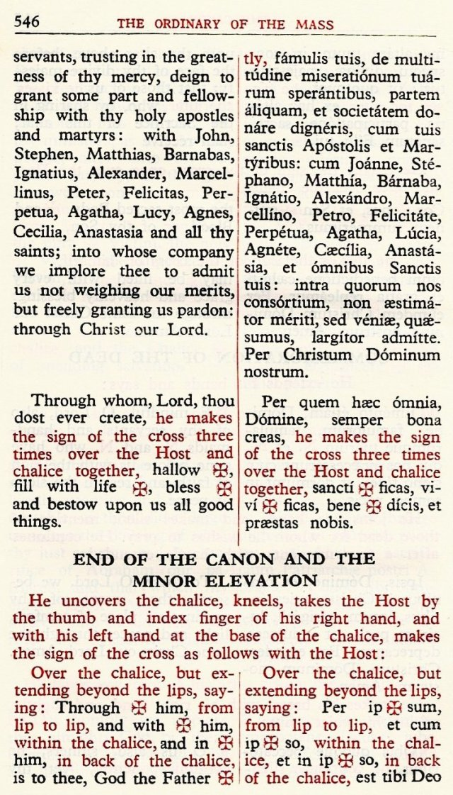 Carmelite Ordo Missae 42