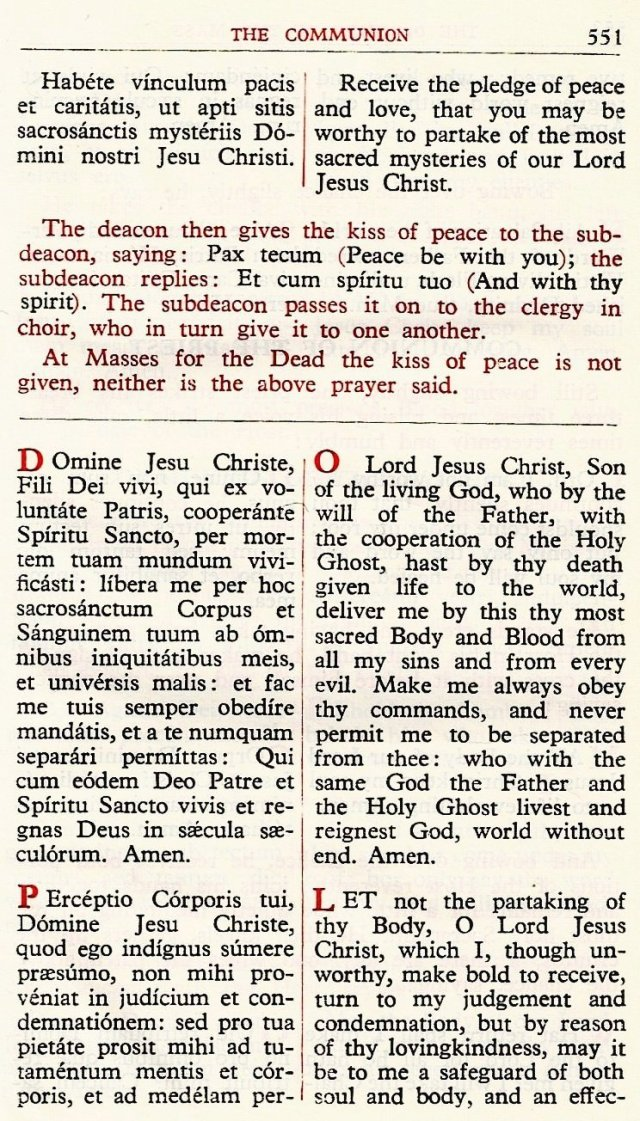 Carmelite Ordo Missae 47