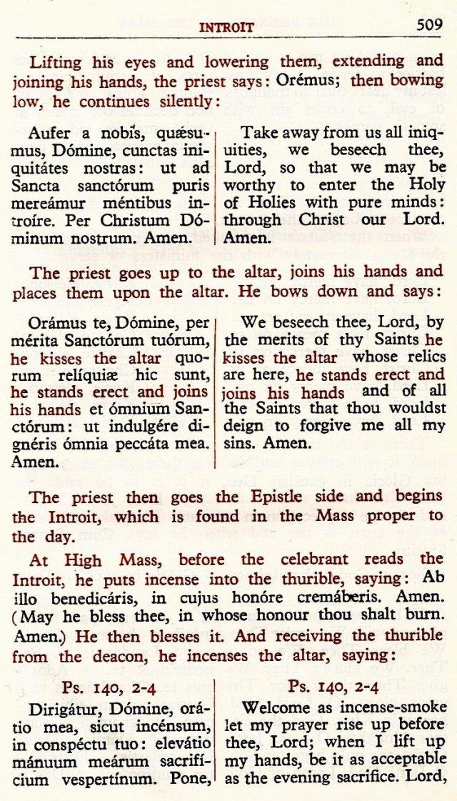 Carmelite Ordo Missae 5