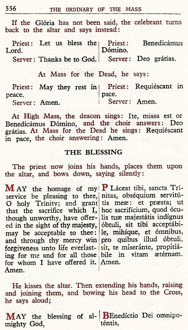 Carmelite Ordo Missae 52