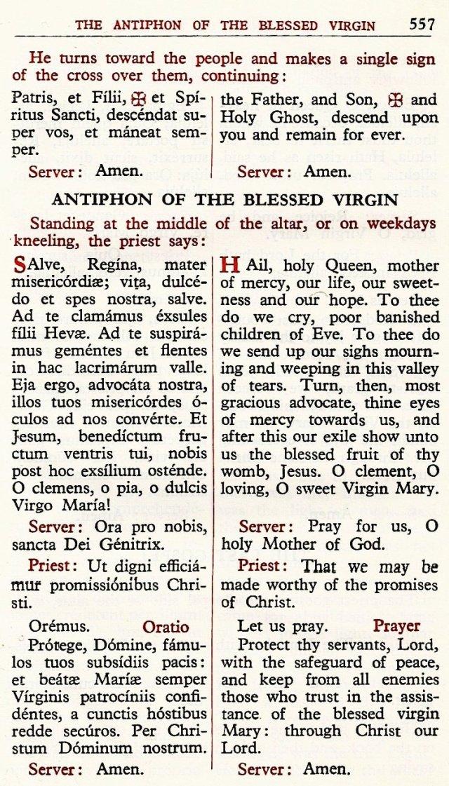 Carmelite Ordo Missae 53