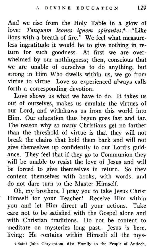 Divine Education 5