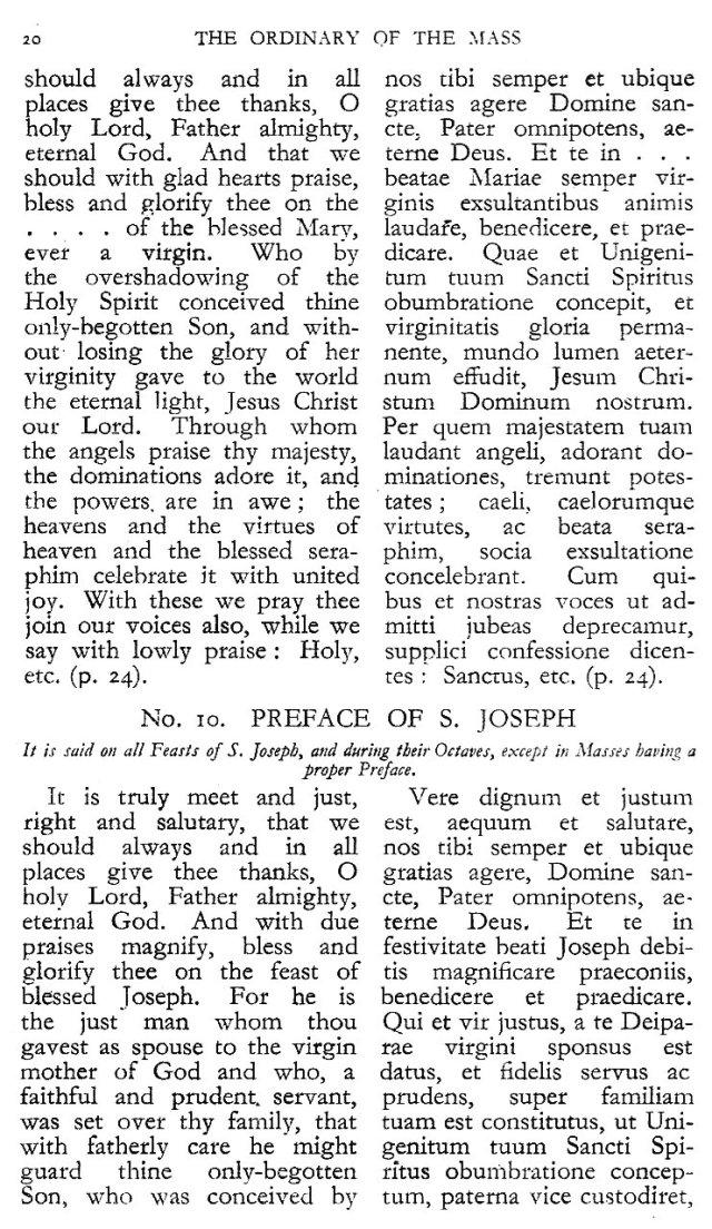 Dominican Ordo Missae 16