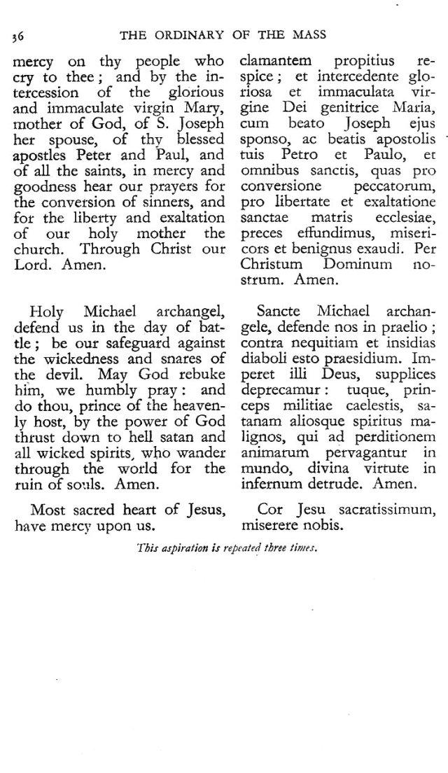 Dominican Ordo Missae 32