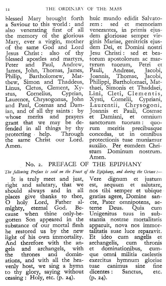 Dominican Ordo Missae 8