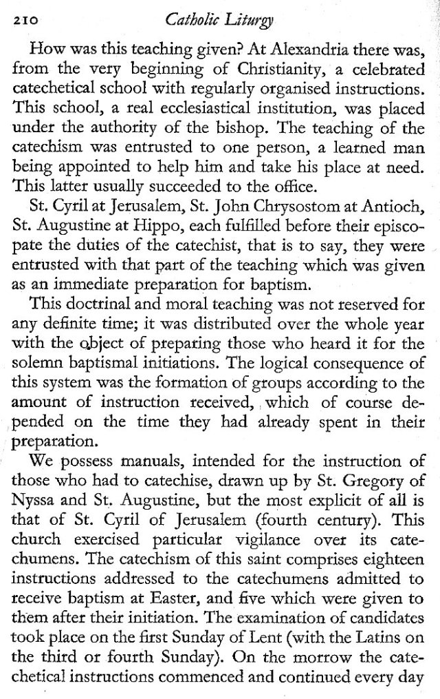 Liturgical Catechism 10