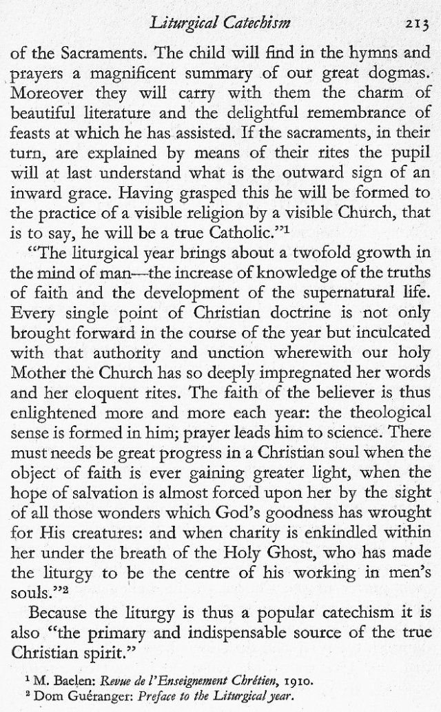 Liturgical Catechism 13