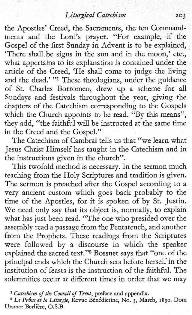 Liturgical Catechism 3
