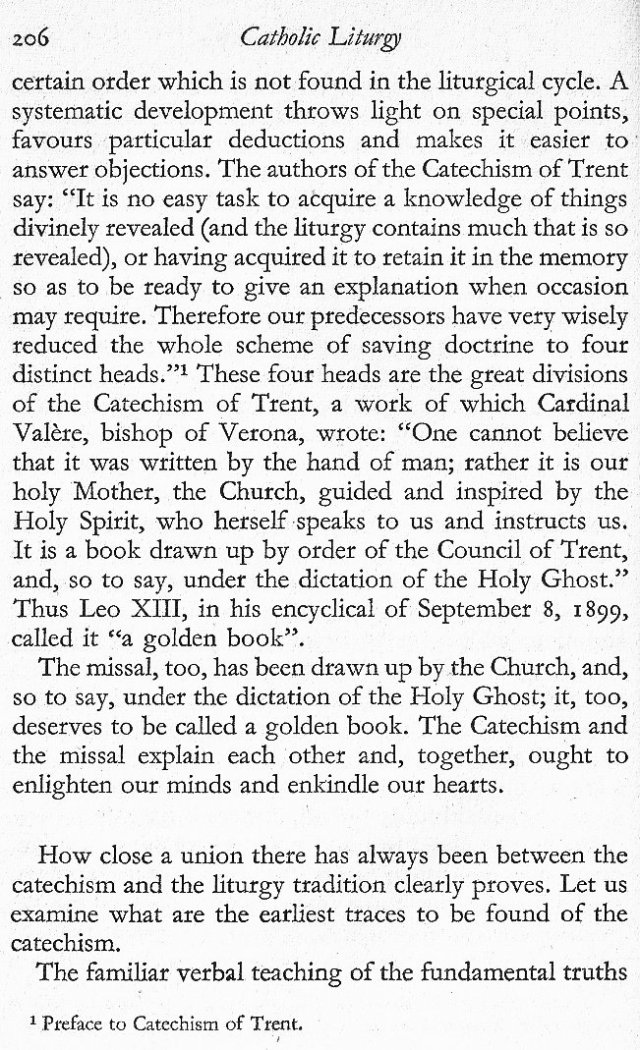 Liturgical Catechism 6